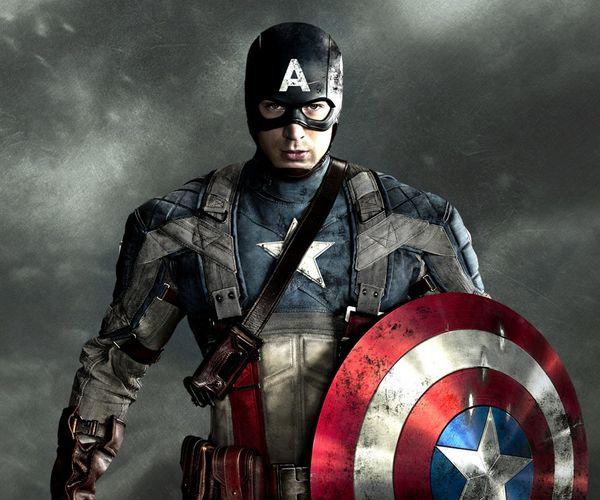 Captain America   flickr