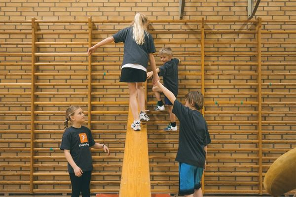 Balancegang, balancesans, idræt,indskoling
