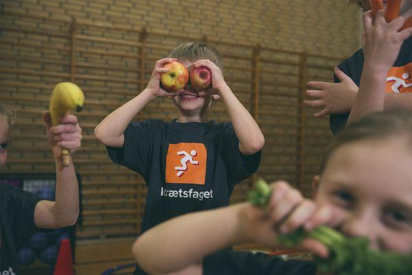 Sundhed - kost - motion - undervisning
