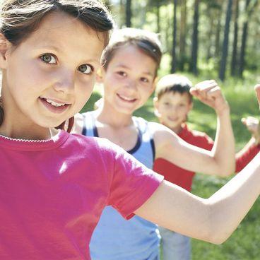 Styrk dine muskler